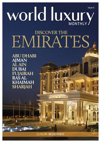 World Luxury Monthly No. 4