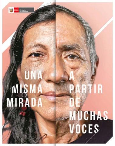 UNA MISMA MIRADA Proceso de elaboración del Plan de Acción en Género y  Cambio Climático del Perú 6aad65ffbd9