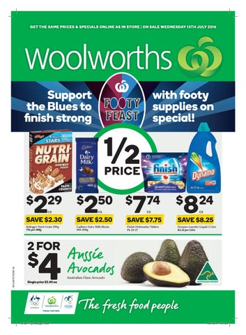 what is woolworths mission statement