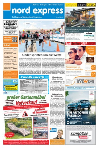 Nord Express Segeberg By Nordexpress Online De Issuu