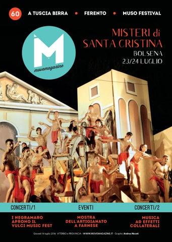 Pubblicazioni Matrimonio Oriolo Romano : Move magazine viterbo #60 by move magazine issuu