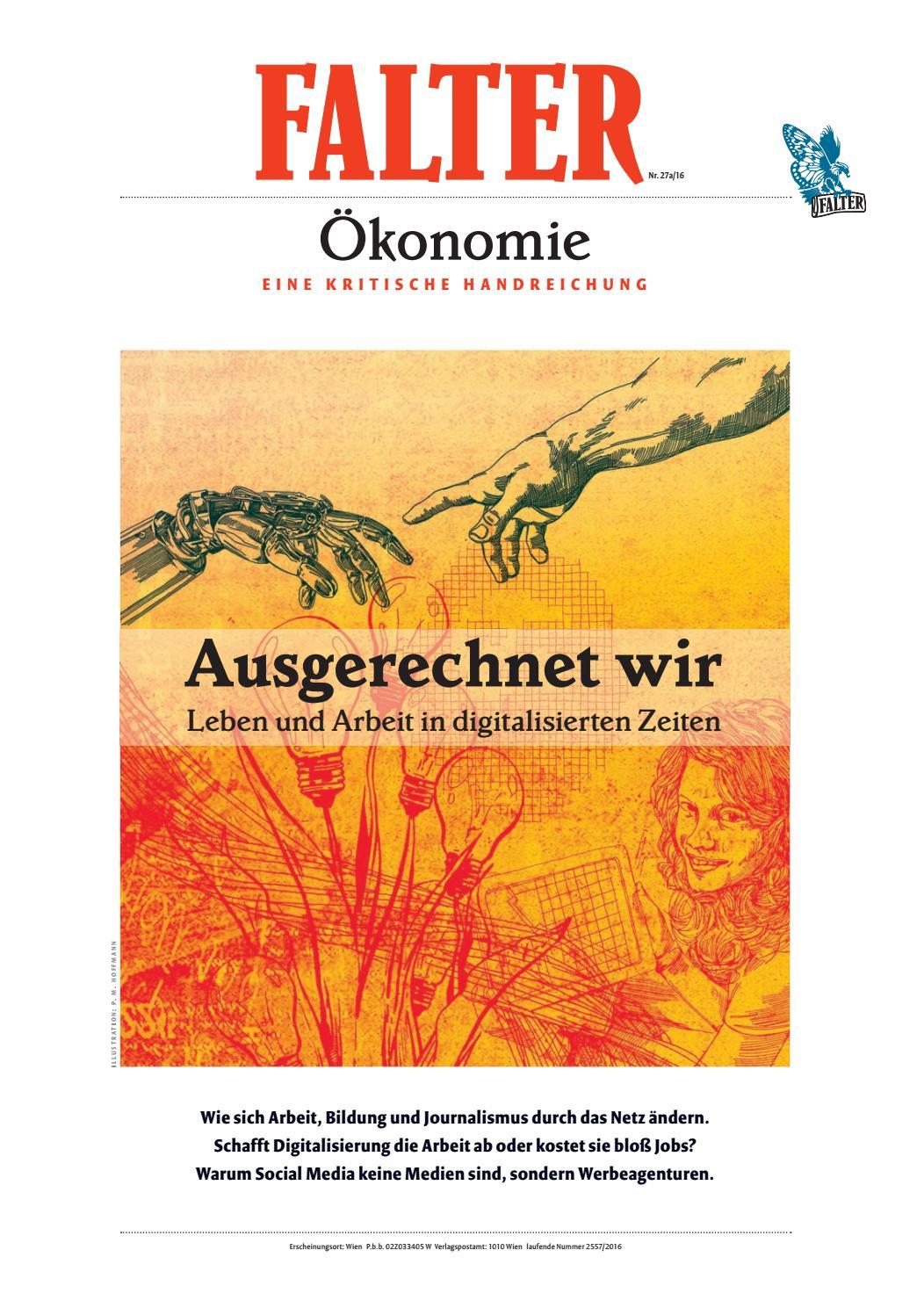 Ökonomie 2016 by Falter Verlagsgesellschaft m.b.H. - issuu