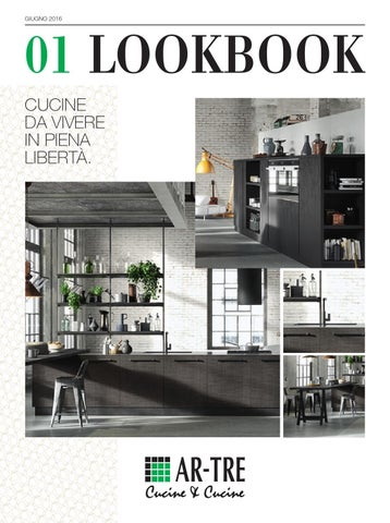Artre lookbook 01 by AR-TRE cucine - issuu