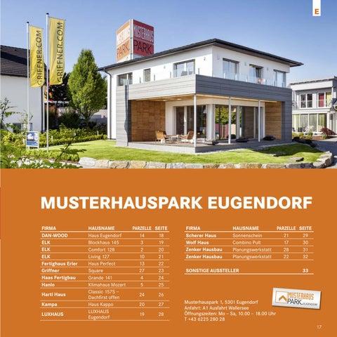 Häuser 201617 By Prock Und Prock Marktkommunikation Issuu