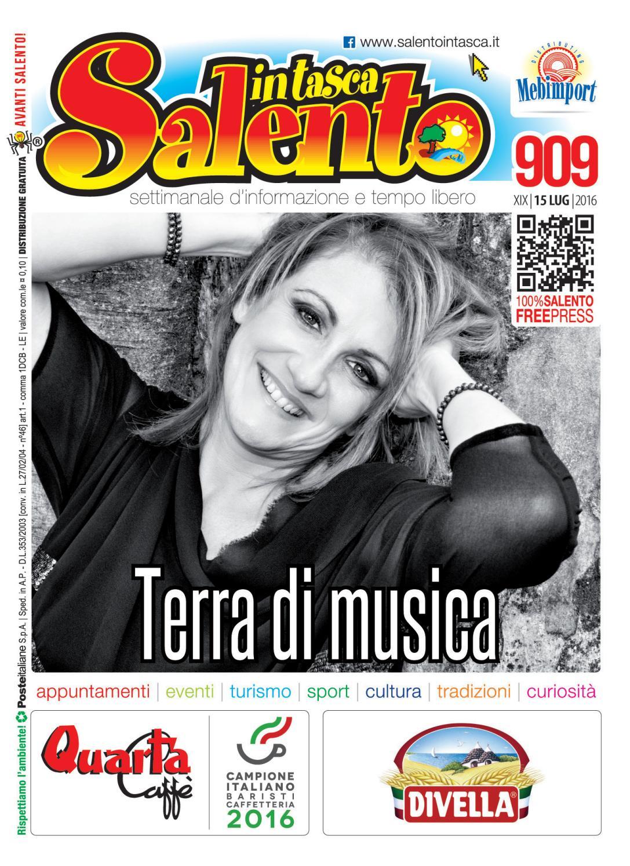 Giada Sciortino Calendario 2020.Salento In Tasca 909 By Salento In Tasca Issuu