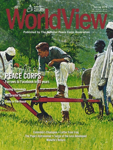 peace corps essays 2012