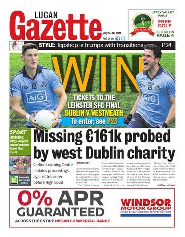 Lucan by Dublin Gazette - issuu ed0753491fd