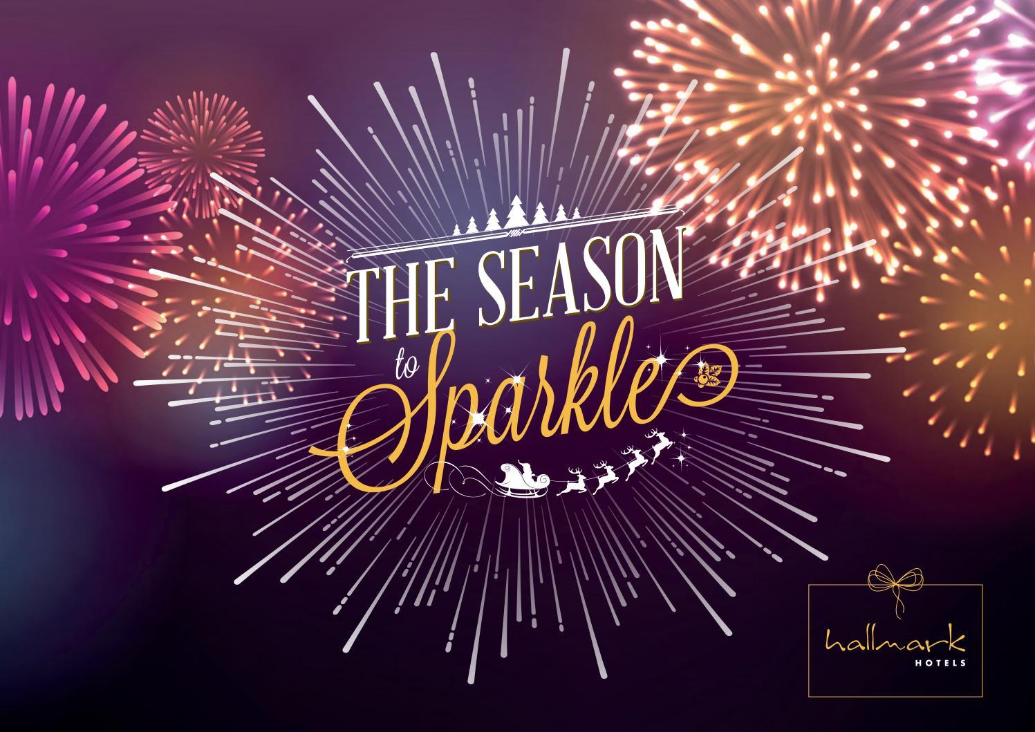 christmas brochure 2016 hallmark hotel london croydon aerodrome by james adam issuu - Purple Hotel 2016