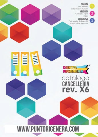 Catalogo cancelleria1 punto rigenera pdf by Sintesi Additiva - issuu dd887d8f5505