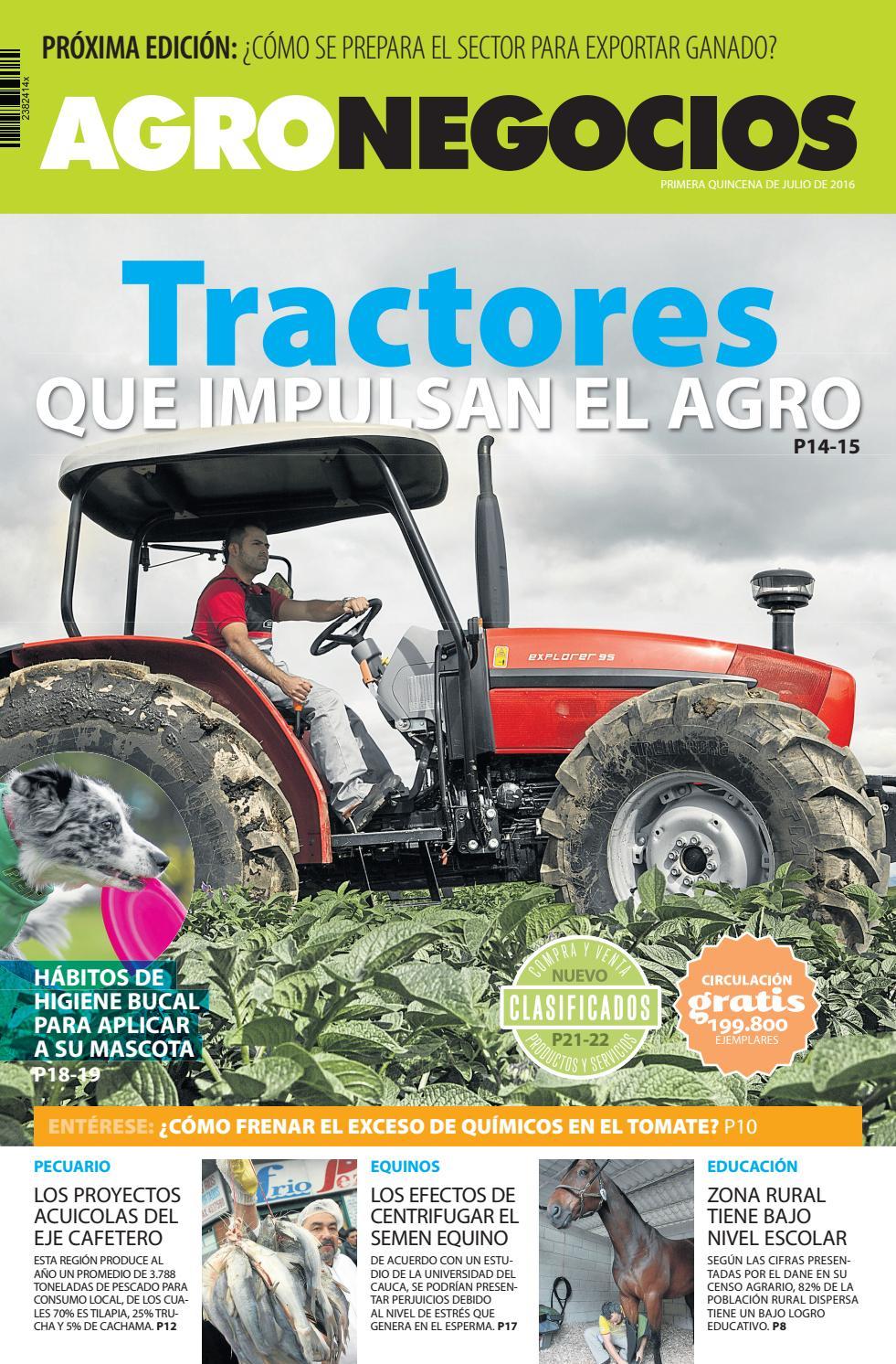 Agronegocios by Diario La República - issuu a22929b9d02