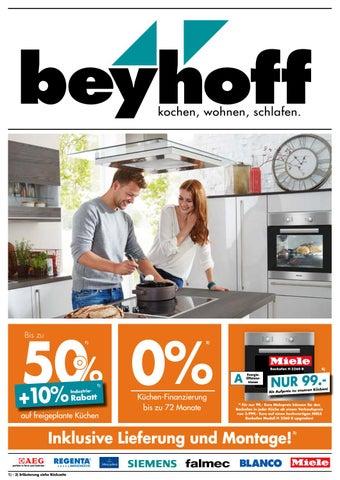 k chenprospekt m bel beyhoff by m bel beyhoff gmbh beyhoff issuu. Black Bedroom Furniture Sets. Home Design Ideas