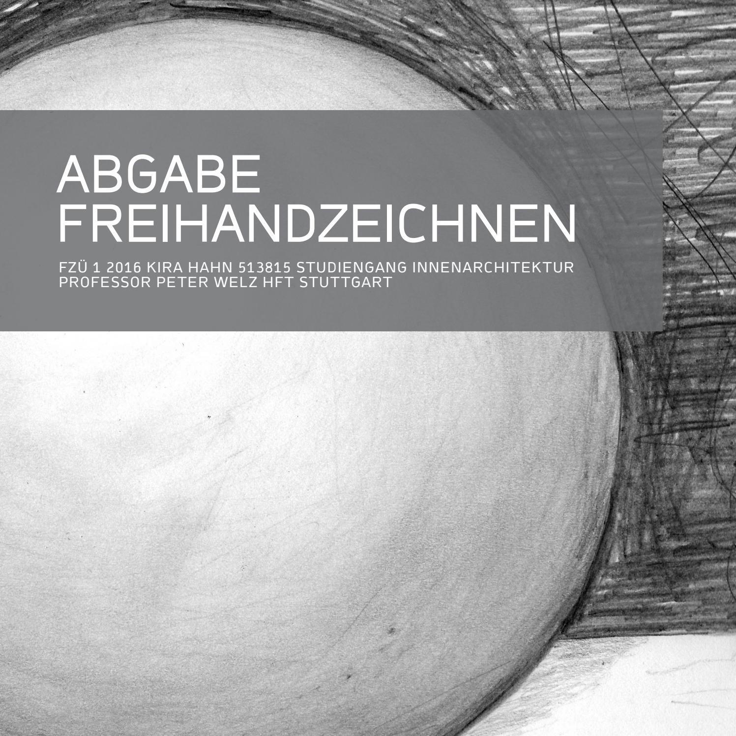 Innenarchitektur Hft Stuttgart hft stuttgart freihandzeichnen 1 hahn by valeska hahn