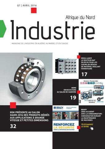 Industrie Afrique du Nord 07