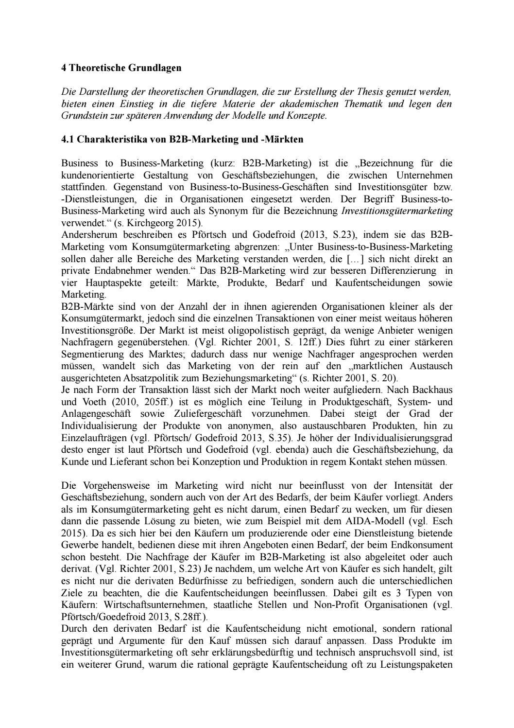 bachelor thesis kapitel zu theoretischen grundlagen by christine stender issuu. Black Bedroom Furniture Sets. Home Design Ideas