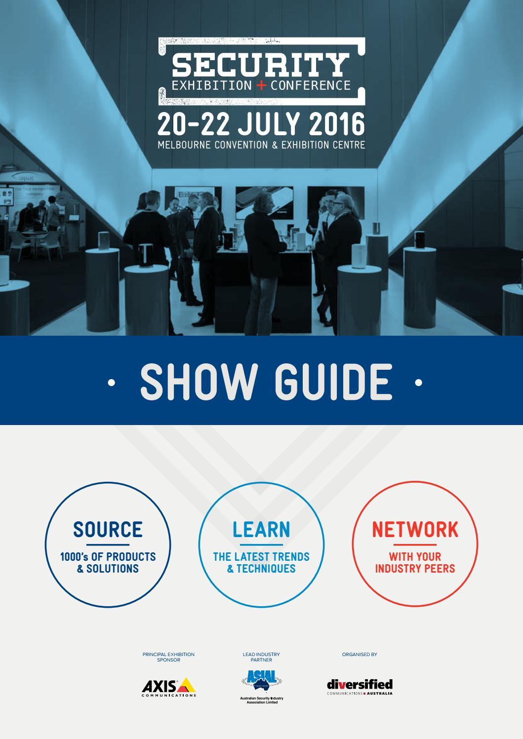 2016 Show Guide By Security Exhibition And Conference Issuu Timer Circuit For Darkroom Eeweb Community