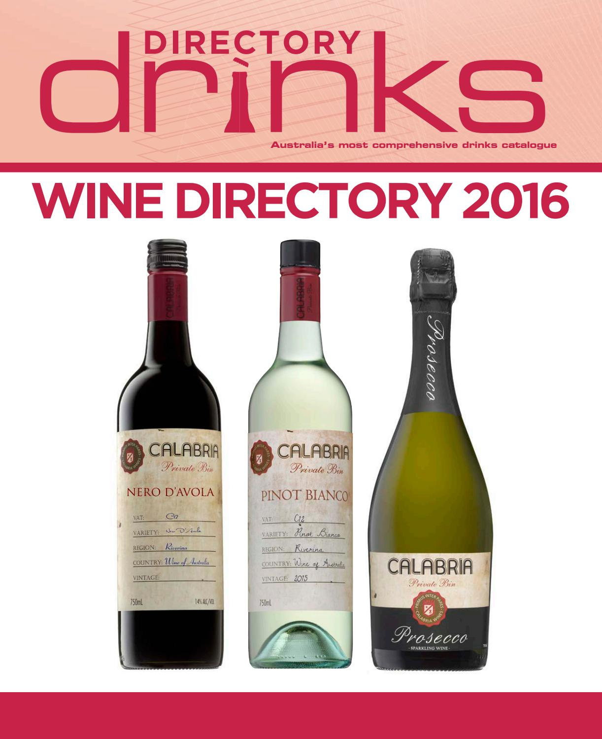 f9be38389f1b Drinks Directory 2016 Wine by the drinks association - issuu