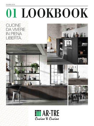Artre lookbook 01 by AR-TRE cucine - issuu