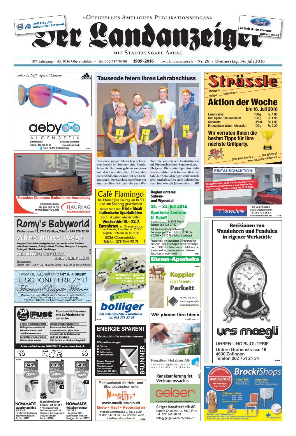 Ausgefallene Hängelen der landanzeiger 06 16 by zt medien ag issuu