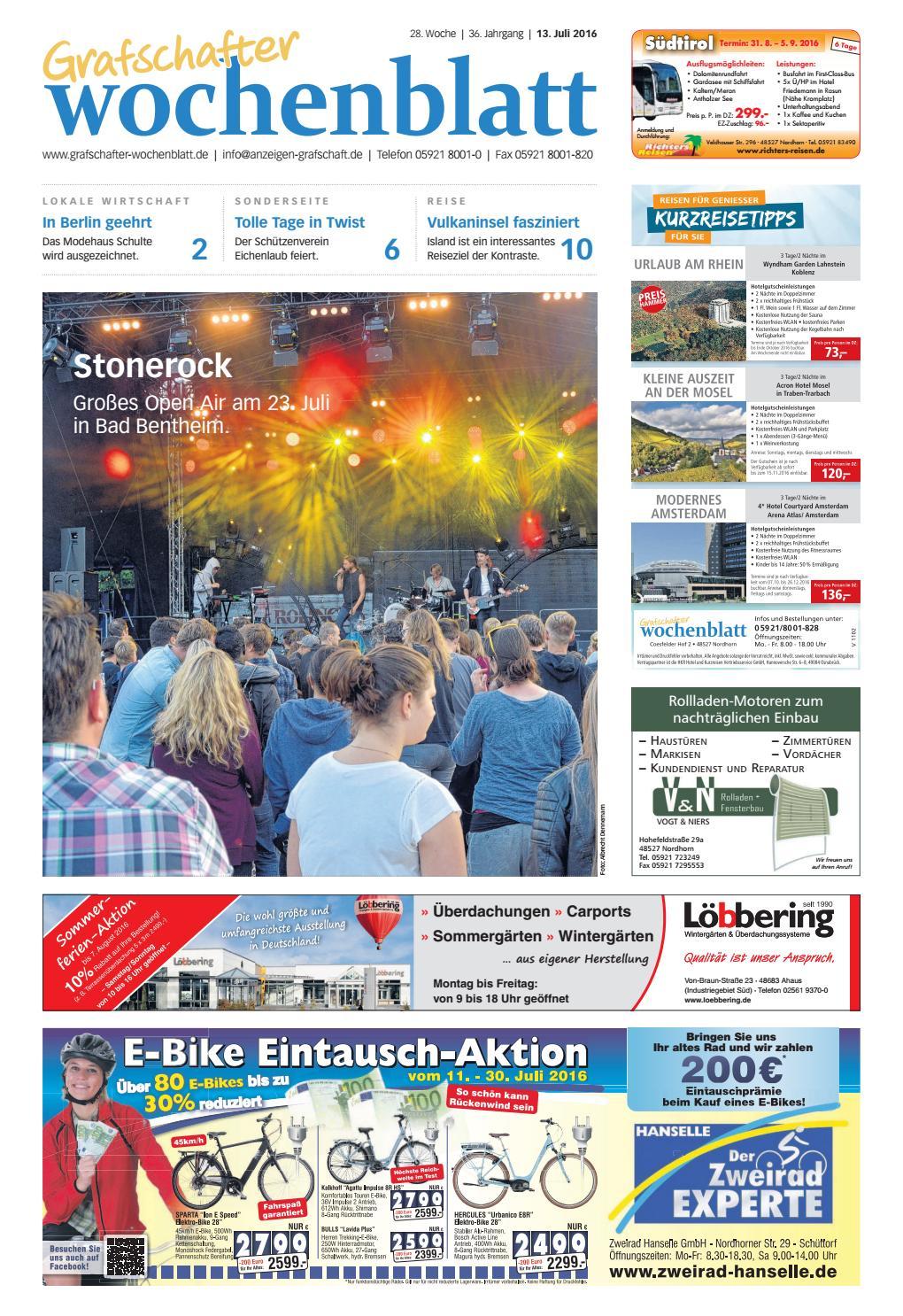 Grafschafter Wochenblatt By Sonntagszeitung Issuu
