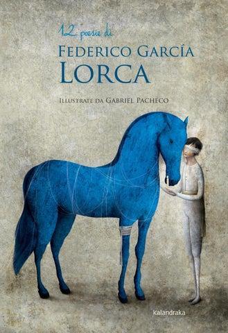 12 Poesie Di Federico García Lorca It   Lorca / Gabriel Pacheco