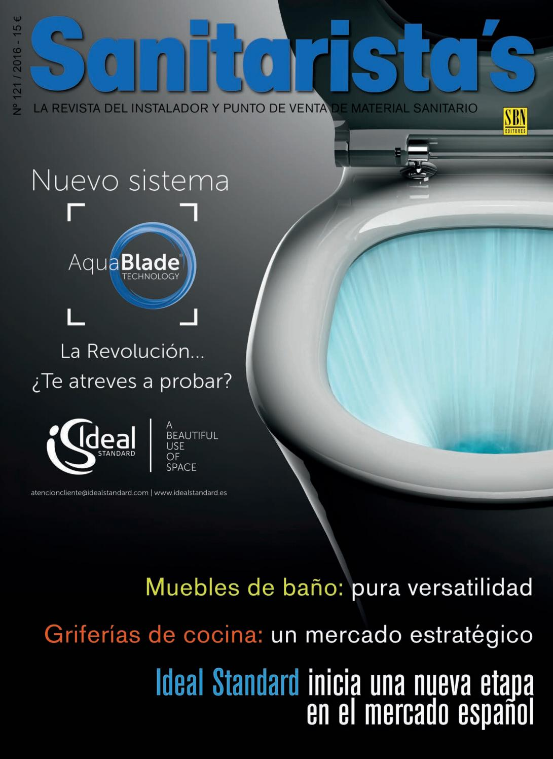 Sanitaristas 121 by Sanitarista\'s - issuu