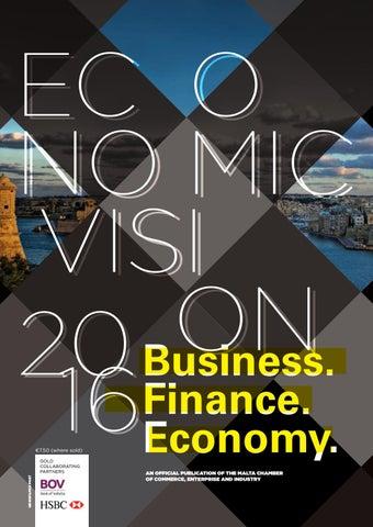 Economic Vision 2016