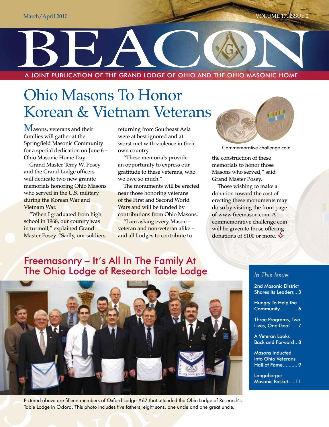 Beacon 3 2010 5 by Ohio Masonic Home - issuu