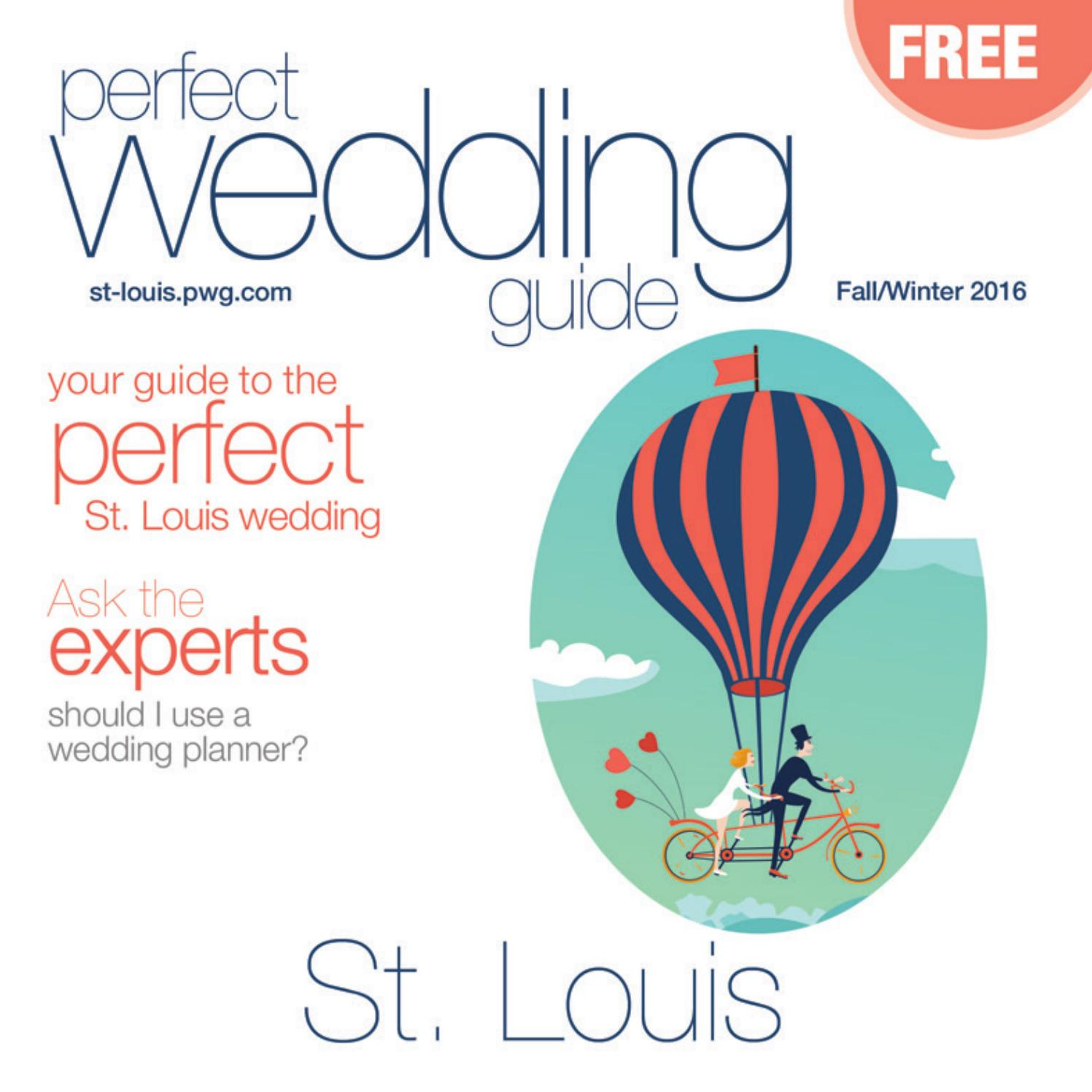 Perfect wedding guide st louis fallwinter 2016 by rick caldwell perfect wedding guide st louis fallwinter 2016 by rick caldwell issuu fandeluxe Gallery