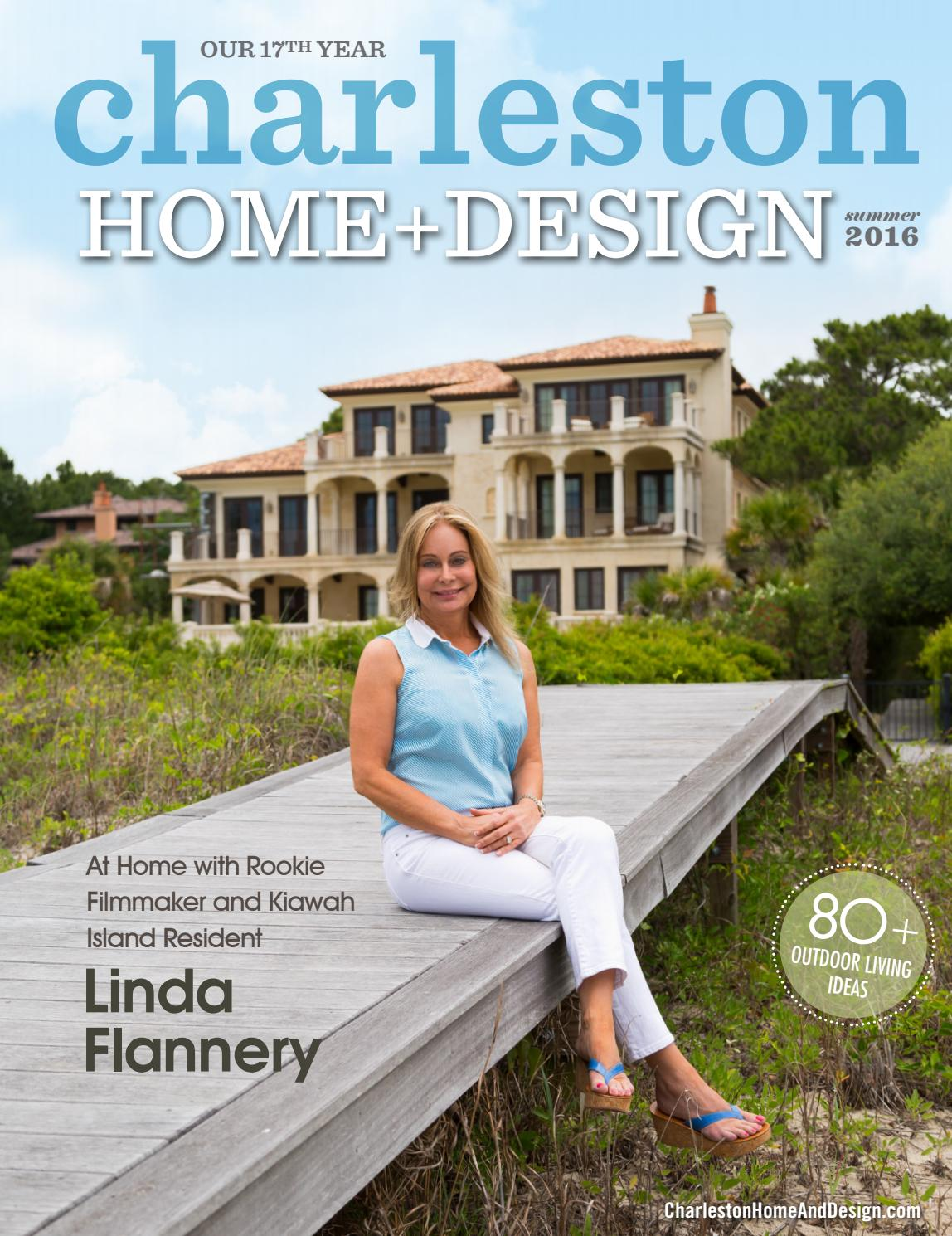 Charleston Home Design Magazine Summer  By Charleston Home - Charleston home design
