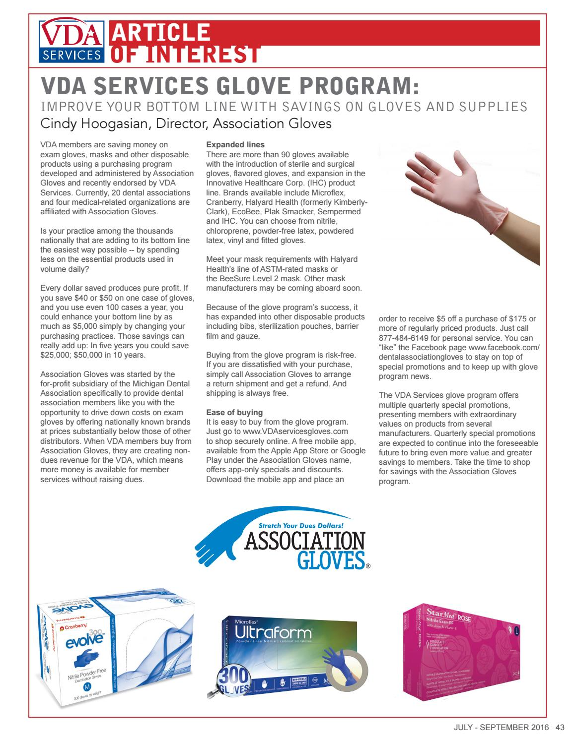 Virginia Dental Journal Vol 93 3 July 2016 by Virginia Dental