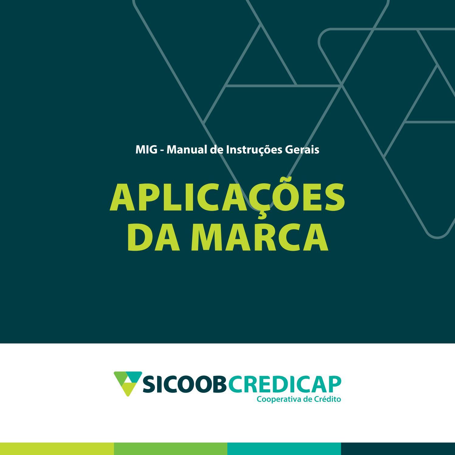 Sicoob credicap manual de aplicao da marca by zoommais issuu ccuart Gallery
