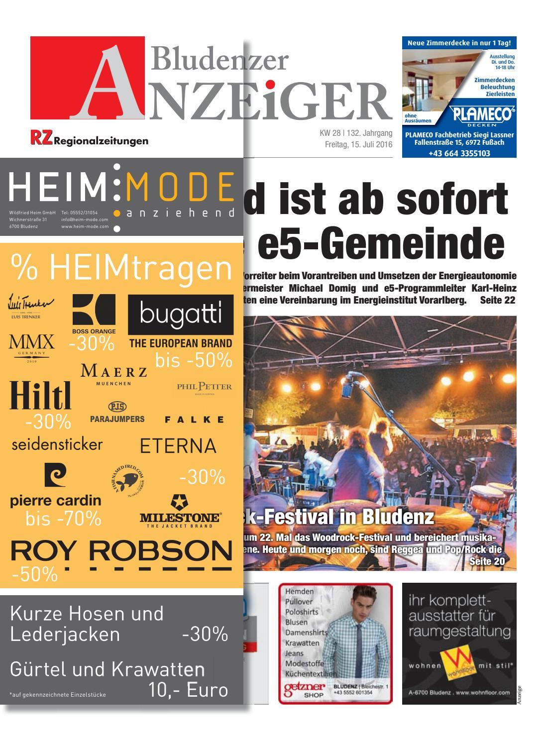 Single Verein Bludenz Ron