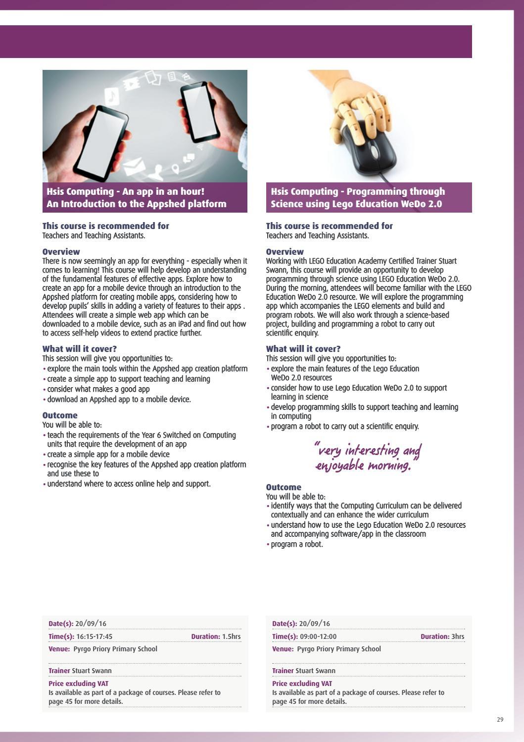 Havering Educational Services Training & Development