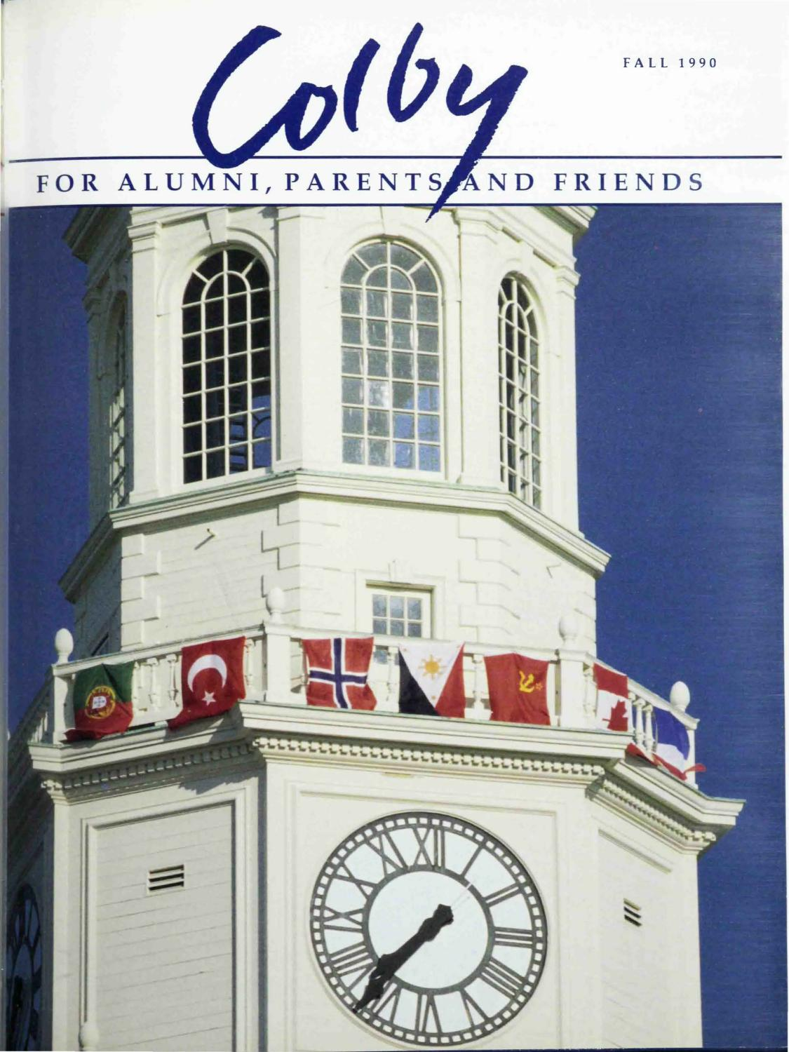 7d498ea69c1 Colby Magazine vol. 79, no. 4 by Colby College Libraries - issuu