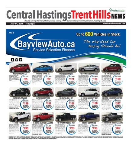 Chth071416 By Metroland East Central Hastings News Issuu