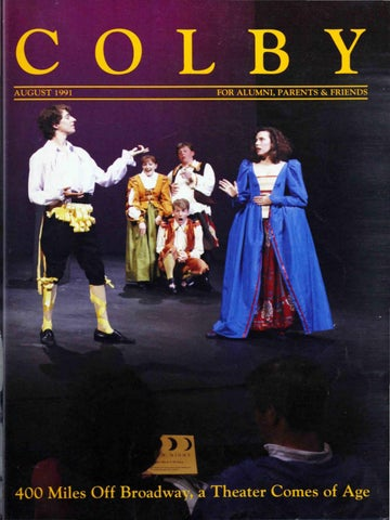Colby magazine vol 80 no 4 by colby college libraries issuu page 1 fandeluxe Image collections