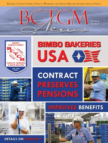 Bimbo Bakeries Contract Preserves Pensions, Improves