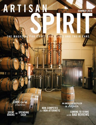 Artisan Spirit: Summer 2016