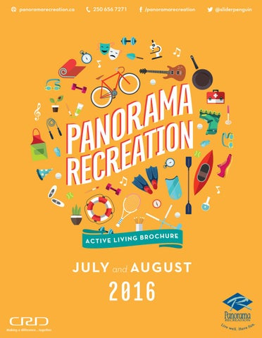 Panorama recreation fall 2017 active living brochure by panorama panorama recreation summer 2016 brochure fandeluxe Images