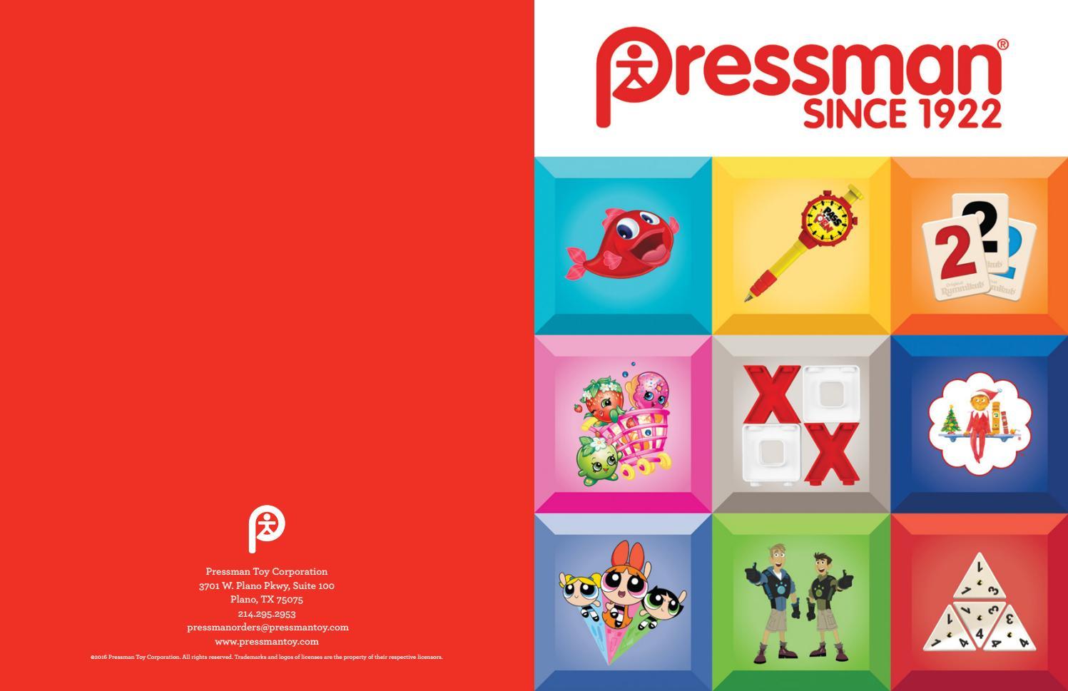 Rummikub Large Number Edition Toy Play High-Quality Pressman US SELLER New
