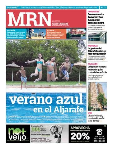 Mrn 13 By Mrn Aljarafe Magazine Issuu