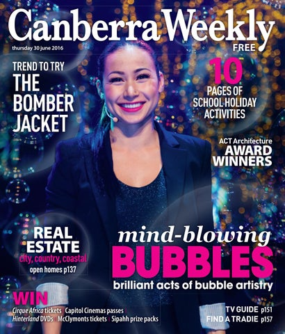 68e52d78e9759 30 June 2016 by Canberra Weekly Magazine - issuu