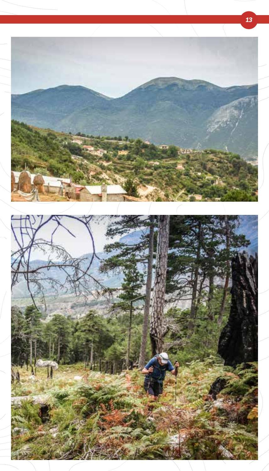 Hiking Trails in Himara Region page 13