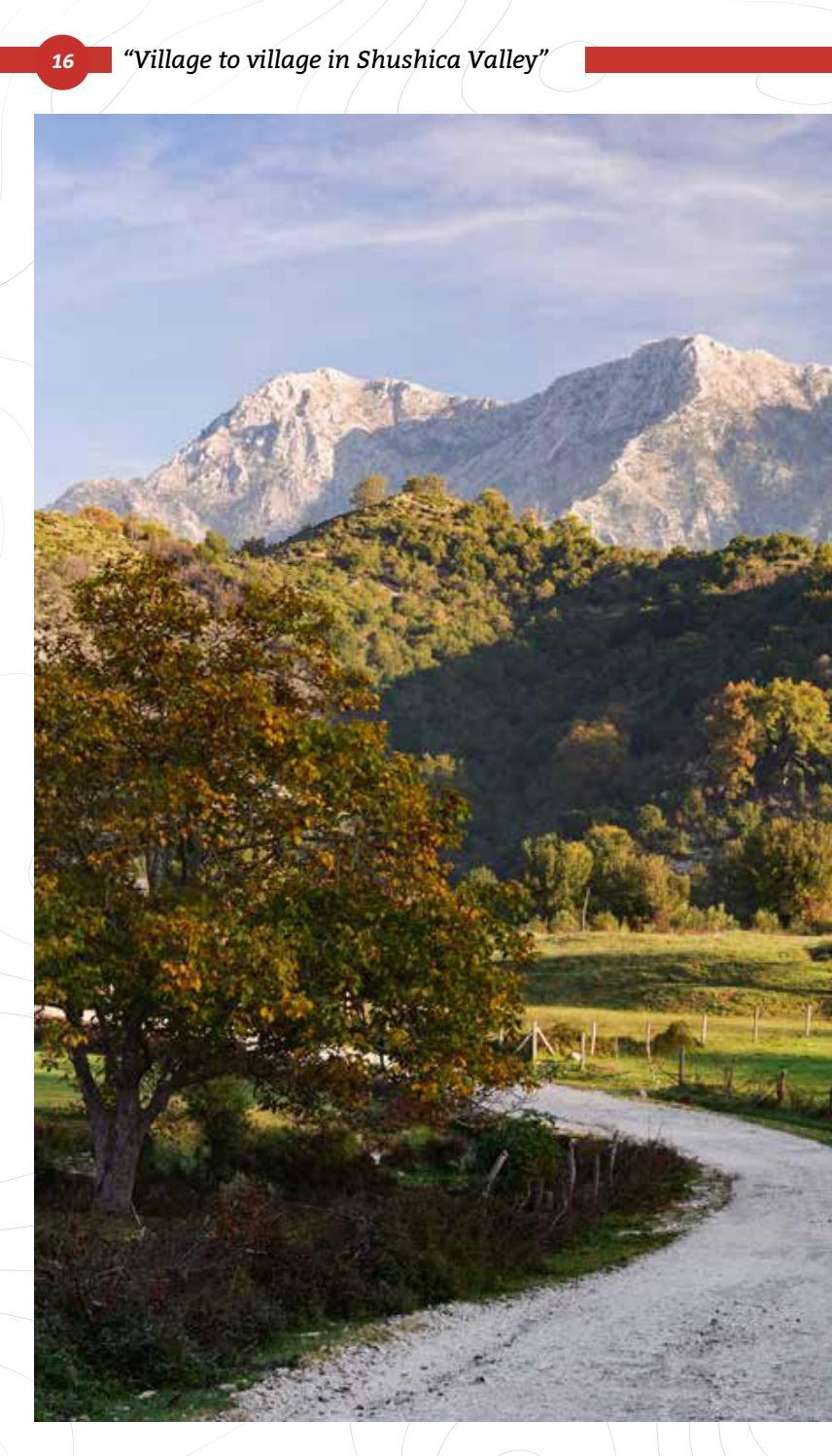 Hiking Trails in Himara Region page 16