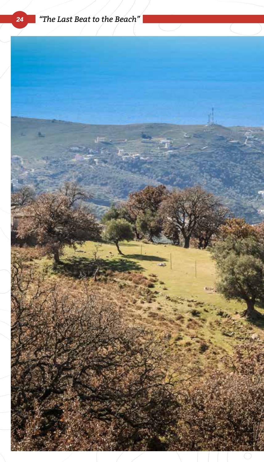 Hiking Trails in Himara Region page 24