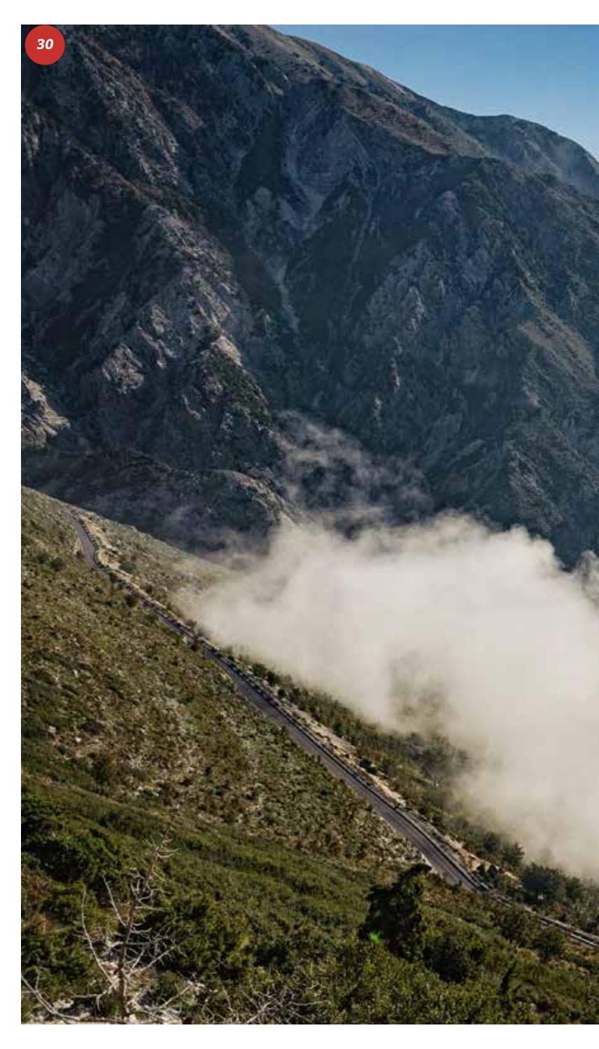 Hiking Trails in Himara Region page 30