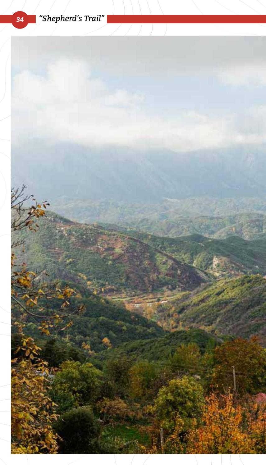 Hiking Trails in Himara Region page 34