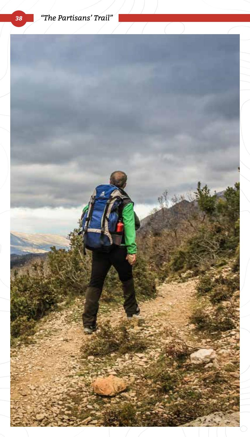 Hiking Trails in Himara Region page 38
