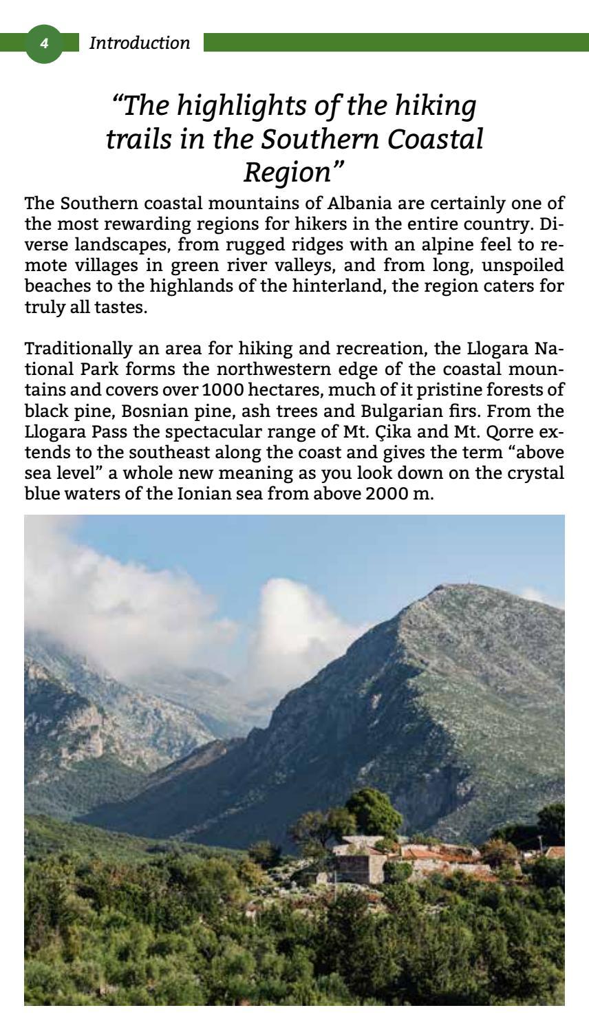 Hiking Trails in Himara Region page 4