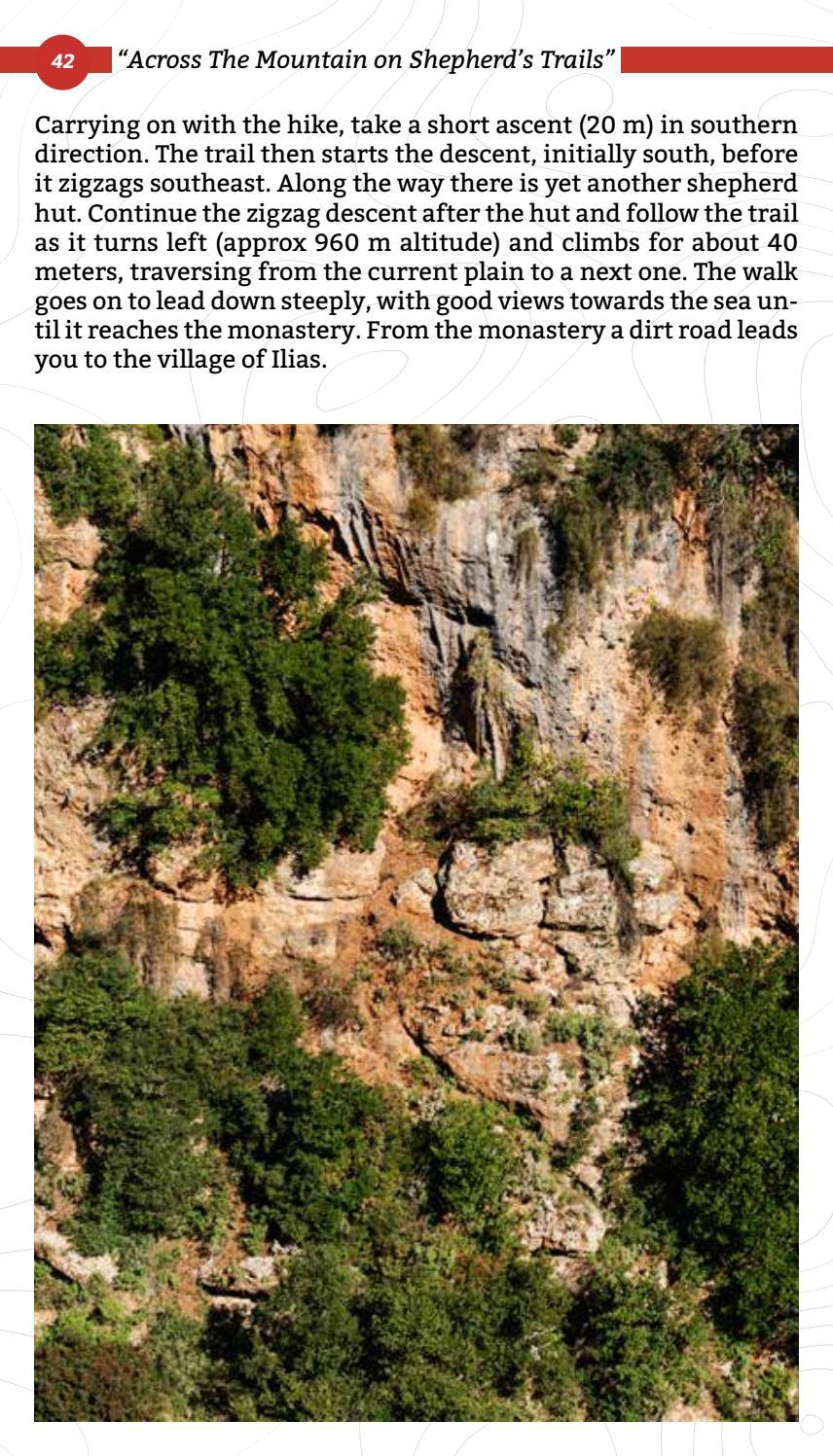 Hiking Trails in Himara Region page 42